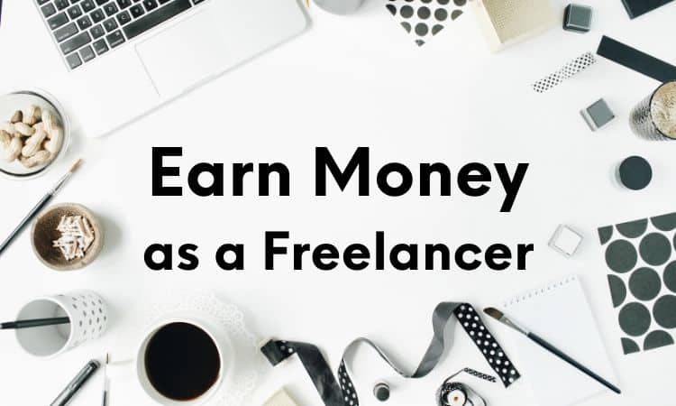How to Become a Freelancer in India and Earn a Monthly Income
